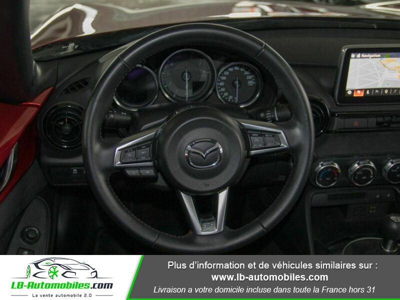 Mazda MX-5 2.0L SKYACTIV-G 160 ch Rouge occasion à Beaupuy - photo n°16