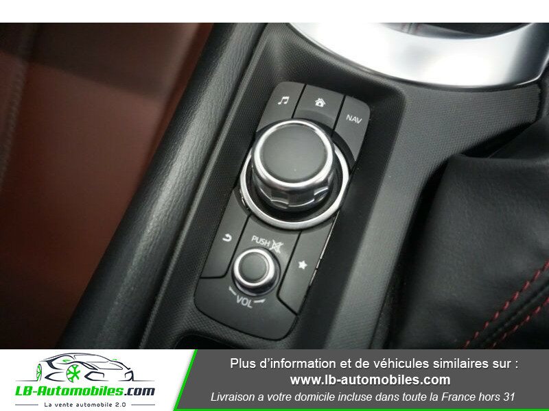 Mazda MX-5 2.0L SKYACTIV-G 160 ch Gris occasion à Beaupuy - photo n°14