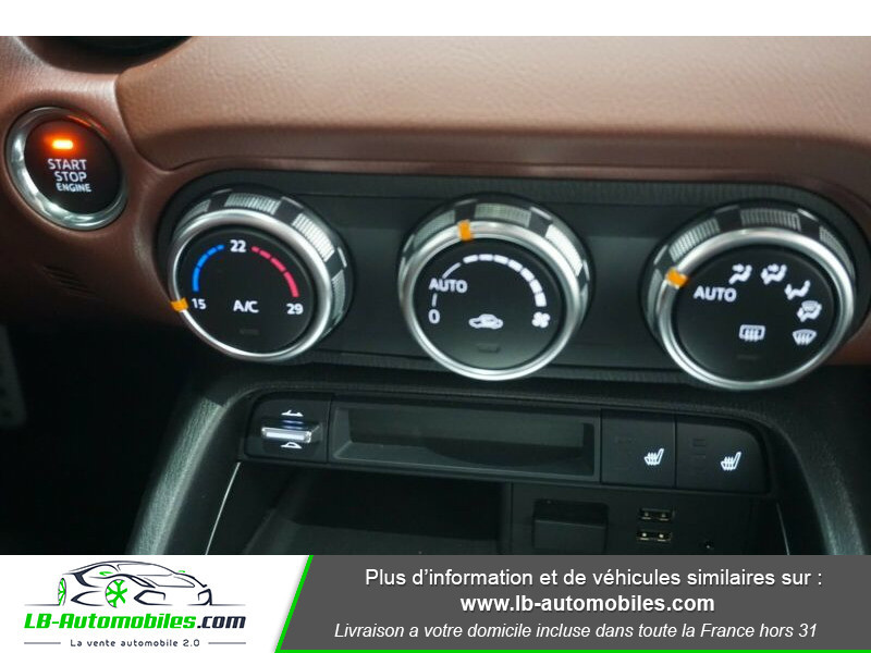 Mazda MX-5 2.0L SKYACTIV-G 160 ch Gris occasion à Beaupuy - photo n°13