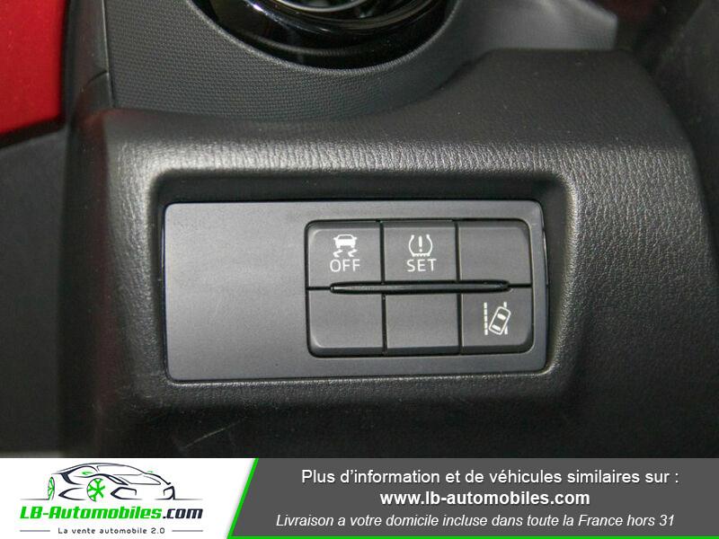 Mazda MX-5 2.0L SKYACTIV-G 160 ch Rouge occasion à Beaupuy - photo n°19