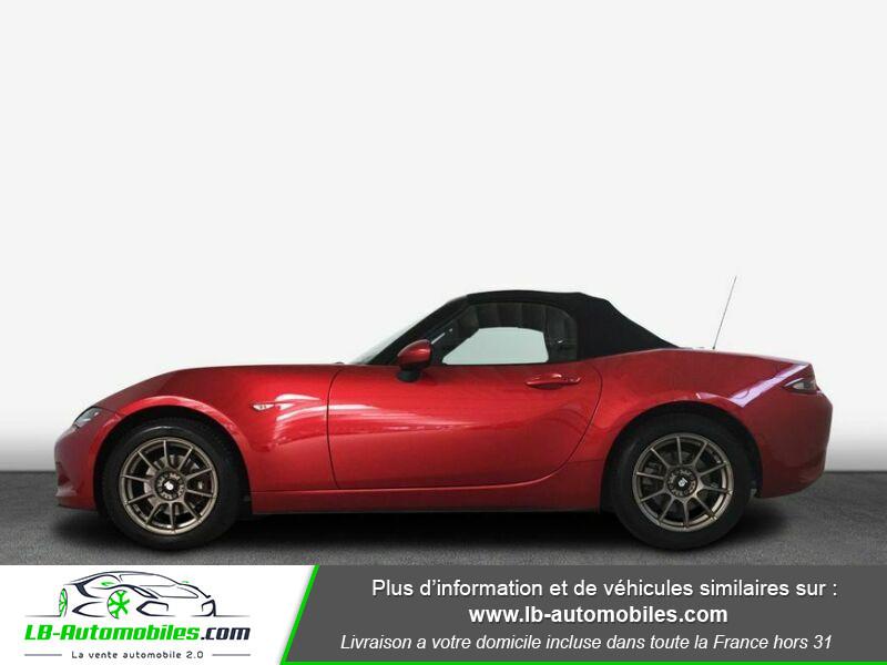 Mazda MX-5 2.0L SKYACTIV-G 160 ch Rouge occasion à Beaupuy - photo n°7