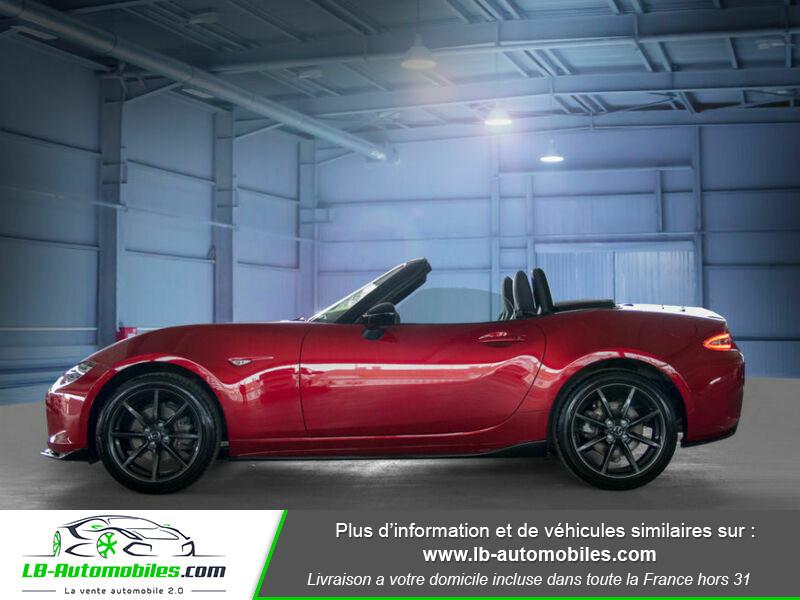 Mazda MX-5 2.0L SKYACTIV-G 160 ch Rouge occasion à Beaupuy - photo n°14