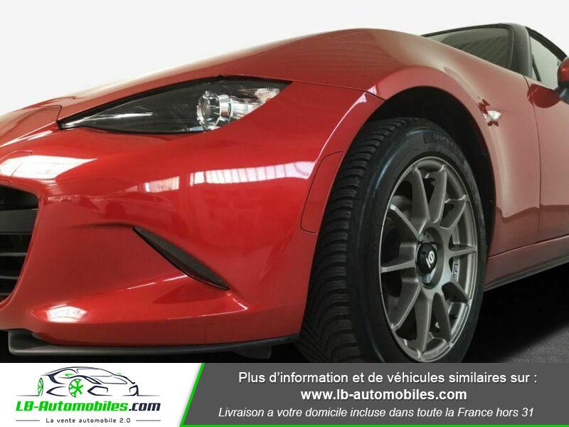 Mazda MX-5 2.0L SKYACTIV-G 160 ch Rouge occasion à Beaupuy - photo n°9