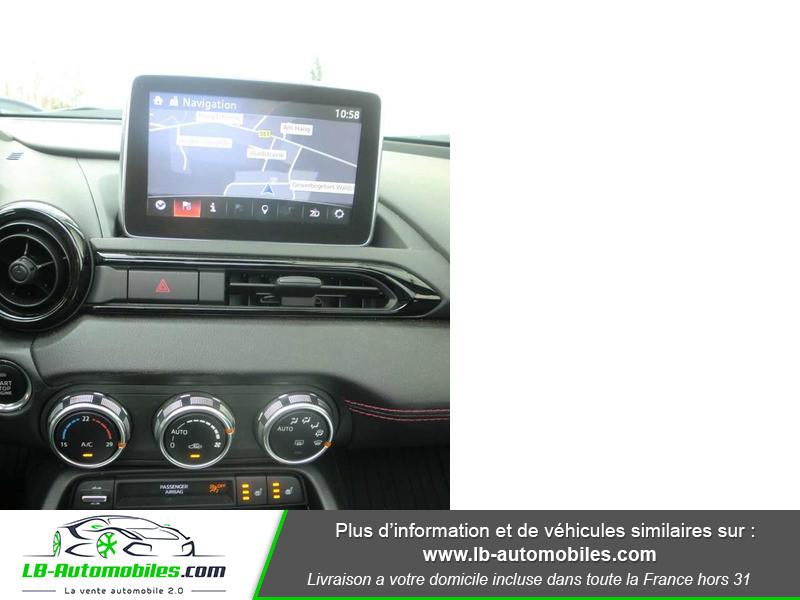 Mazda MX-5 2.0L SKYACTIV-G 160 ch Gris occasion à Beaupuy - photo n°6
