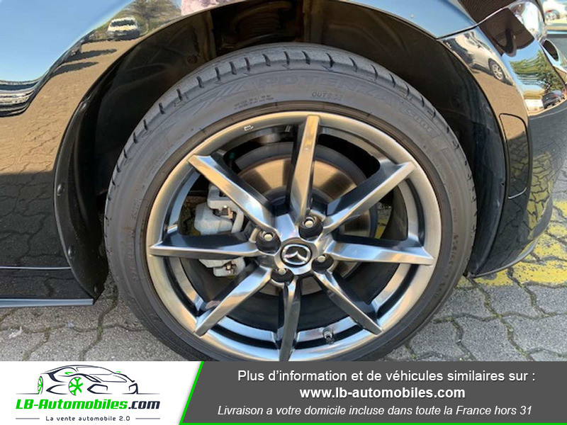 Mazda MX-5 2.0L SKYACTIV-G 160 ch Noir occasion à Beaupuy - photo n°6