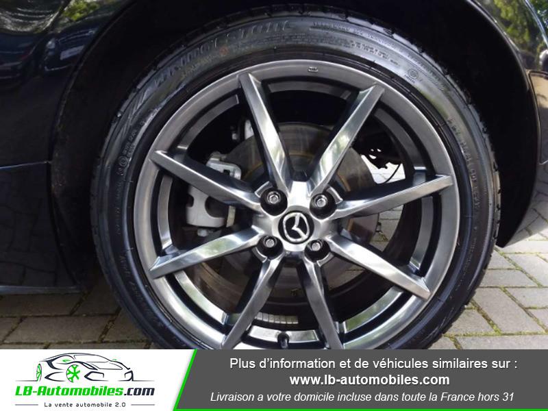 Mazda MX-5 2.0L SKYACTIV-G 160 ch Noir occasion à Beaupuy - photo n°11