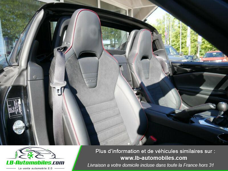 Mazda MX-5 2.0L SKYACTIV-G 160 ch Noir occasion à Beaupuy - photo n°13