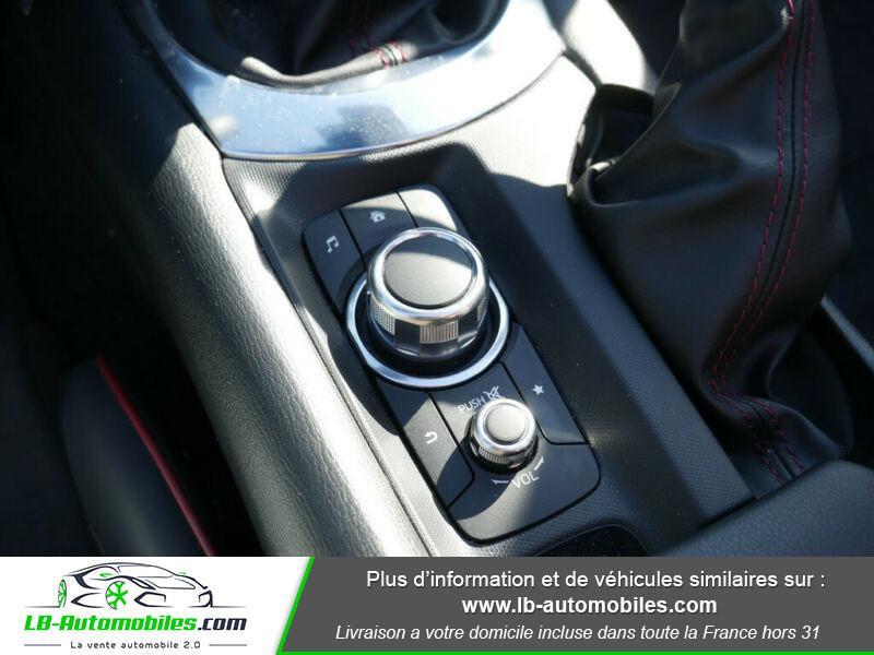 Mazda MX-5 2.0L SKYACTIV-G 160 ch Noir occasion à Beaupuy - photo n°10