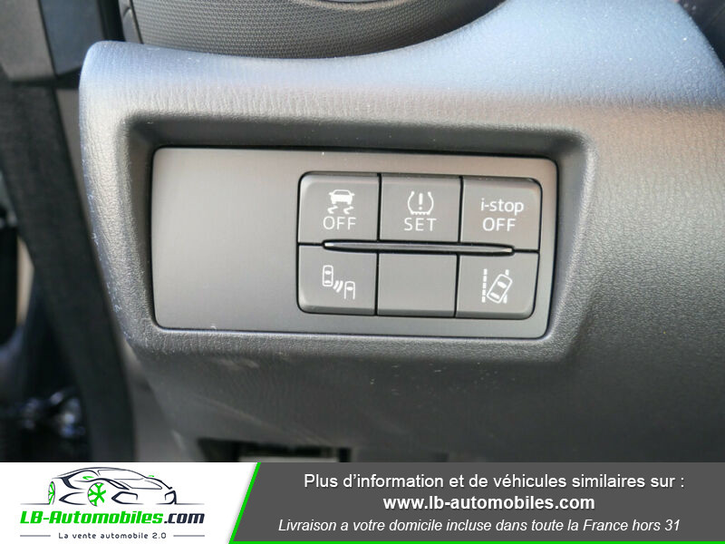 Mazda MX-5 2.0L SKYACTIV-G 160 ch Noir occasion à Beaupuy - photo n°12