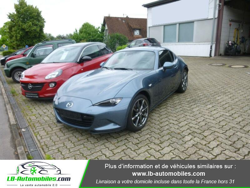 Mazda MX-5 2.0L SKYACTIV-G 160 ch Bleu occasion à Beaupuy