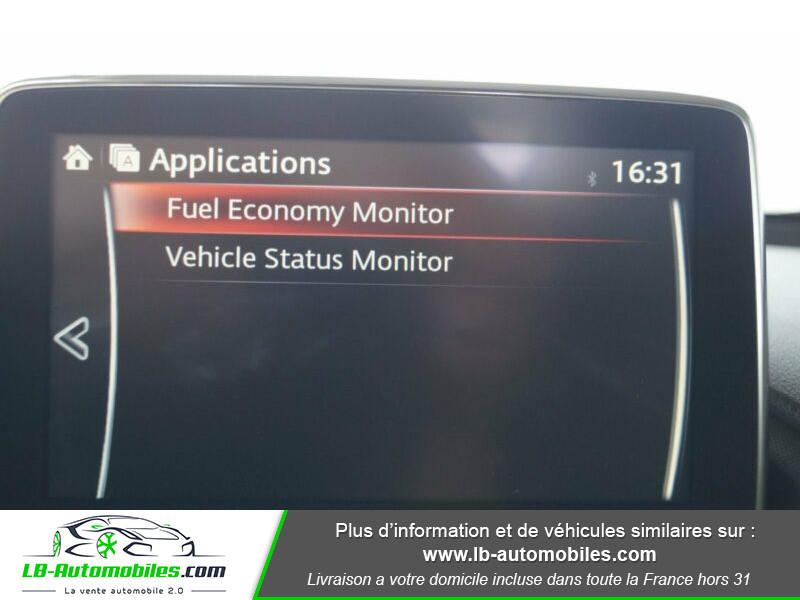 Mazda MX-5 2.0L SKYACTIV-G 160 ch Gris occasion à Beaupuy - photo n°17