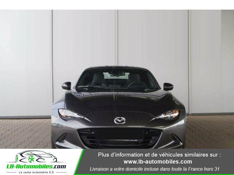 Mazda MX-5 2.0L SKYACTIV-G 160 ch Gris occasion à Beaupuy - photo n°19