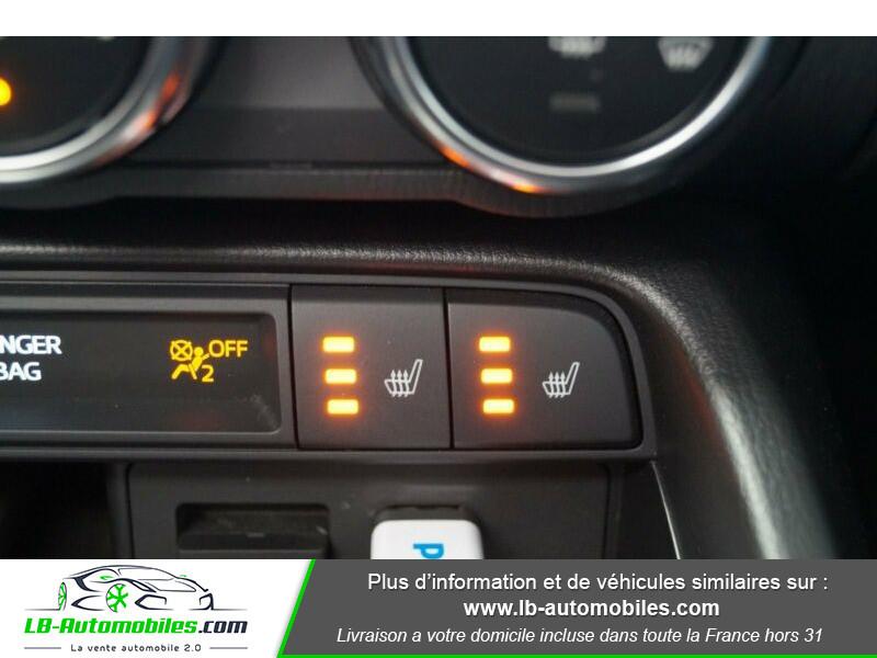 Mazda MX-5 2.0L SKYACTIV-G 160 ch Gris occasion à Beaupuy - photo n°10