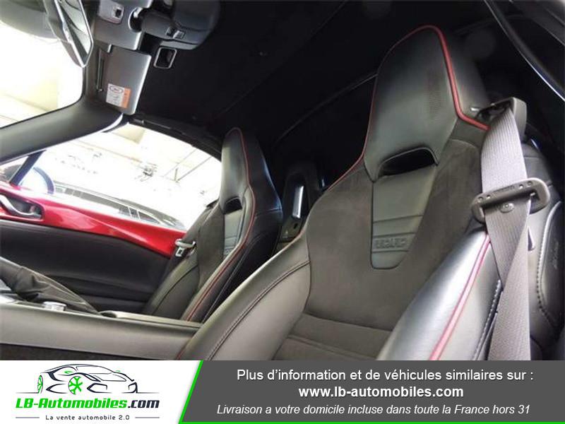 Mazda MX-5 2.0L SKYACTIV-G 160 ch Rouge occasion à Beaupuy - photo n°4