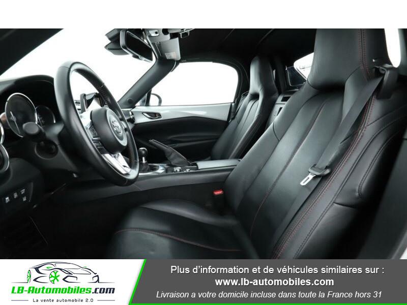 Mazda MX-5 2.0L SKYACTIV-G 160 ch Blanc occasion à Beaupuy - photo n°11