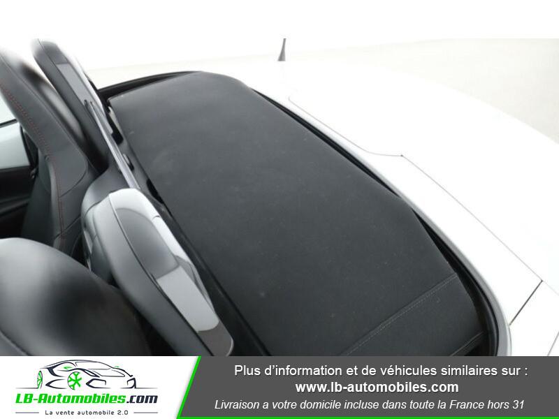 Mazda MX-5 2.0L SKYACTIV-G 160 ch Blanc occasion à Beaupuy - photo n°8