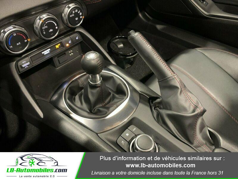 Mazda MX-5 2.0L SKYACTIV-G 160 ch Gris occasion à Beaupuy - photo n°7