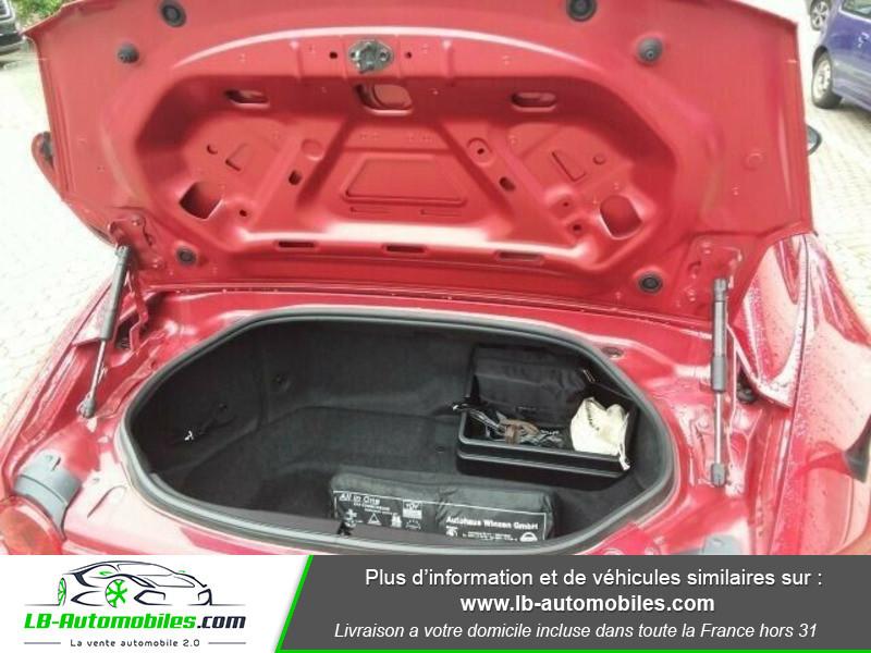 Mazda MX-5 2.0L SKYACTIV-G 160 ch Rouge occasion à Beaupuy - photo n°11