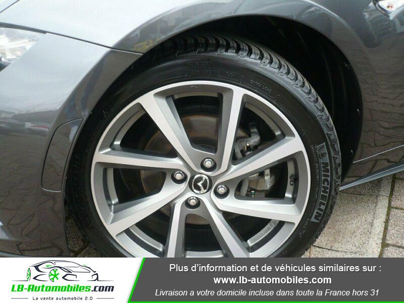 Mazda MX-5 2.0L SKYACTIV-G 160 ch Gris occasion à Beaupuy - photo n°12