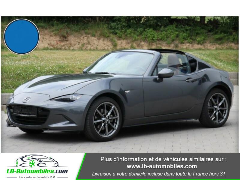 Mazda MX-5 2.0L SKYACTIV-G 160 ch Gris occasion à Beaupuy