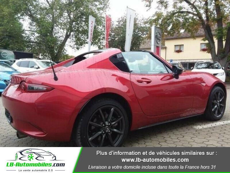 Mazda MX-5 2.0L SKYACTIV-G 160 ch Rouge occasion à Beaupuy - photo n°3