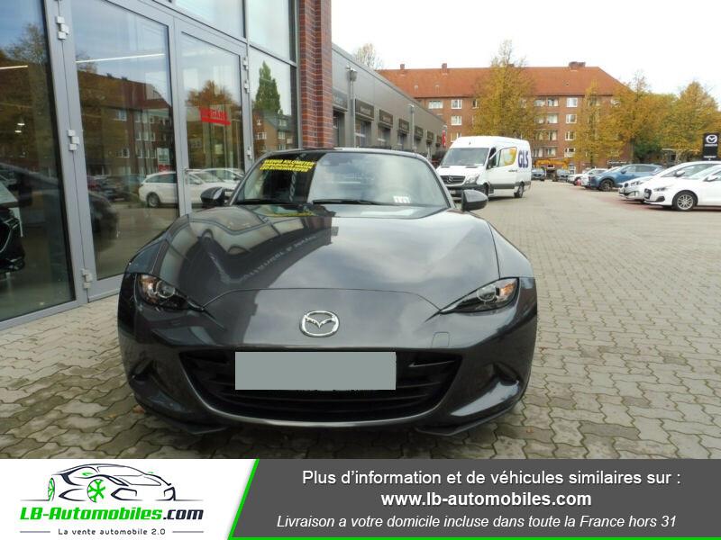 Mazda MX-5 2.0L SKYACTIV-G 160 ch Gris occasion à Beaupuy - photo n°8