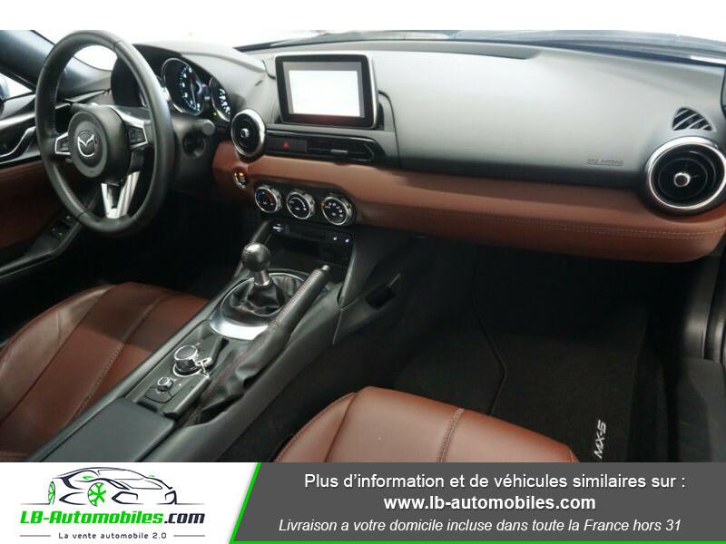 Mazda MX-5 2.0L SKYACTIV-G 160 ch Gris occasion à Beaupuy - photo n°5