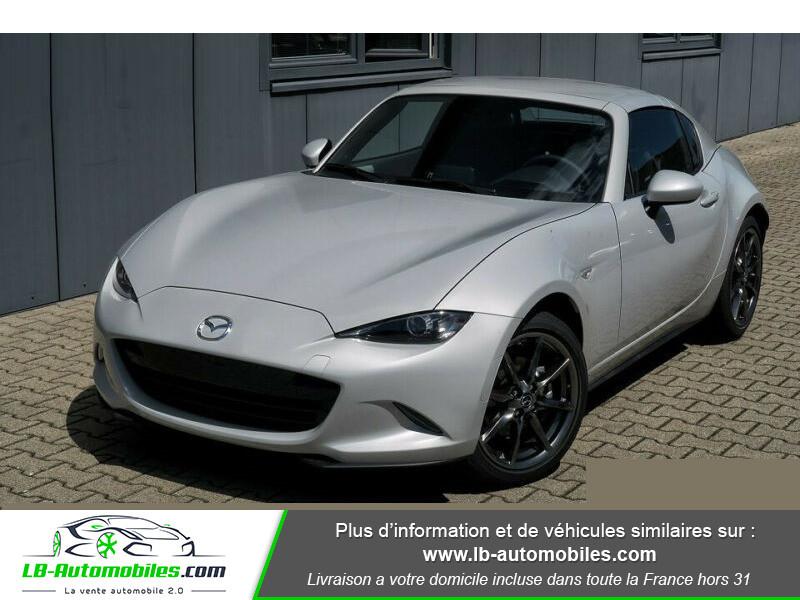 Mazda MX-5 2.0L SKYACTIV-G 184 ch Blanc occasion à Beaupuy