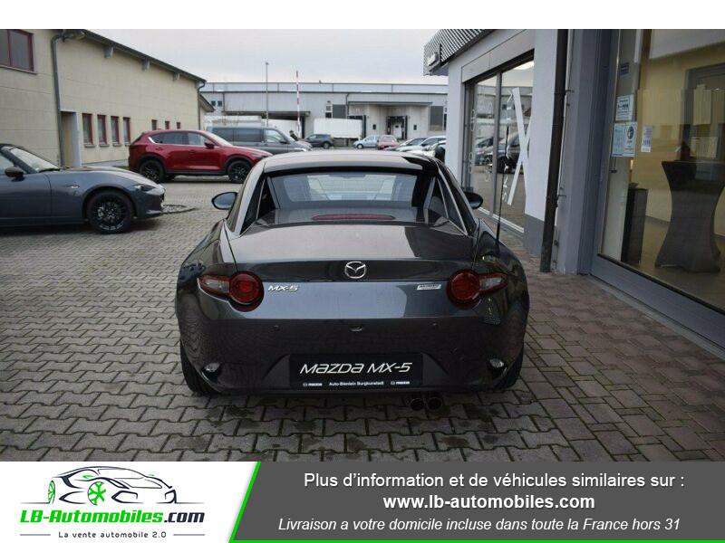 Mazda MX-5 2.0L SKYACTIV-G 184 ch Gris occasion à Beaupuy - photo n°11