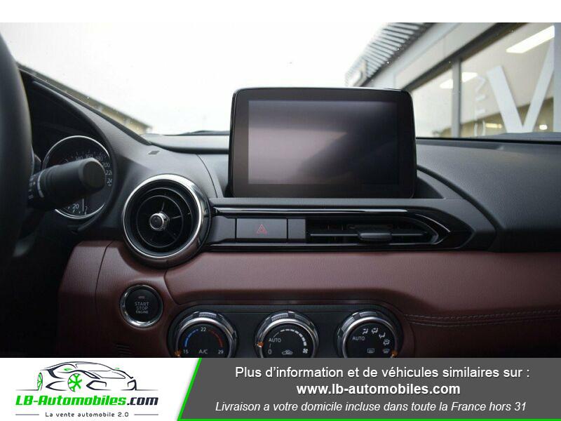 Mazda MX-5 2.0L SKYACTIV-G 184 ch Gris occasion à Beaupuy - photo n°6