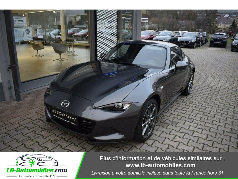 Mazda MX-5 2.0L SKYACTIV-G 184 ch Gris occasion à Beaupuy