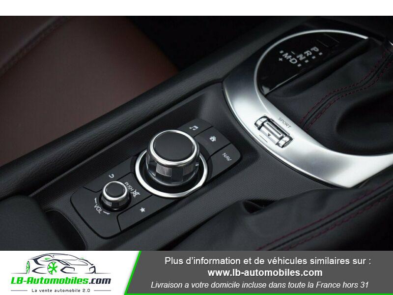 Mazda MX-5 2.0L SKYACTIV-G 184 ch Gris occasion à Beaupuy - photo n°8