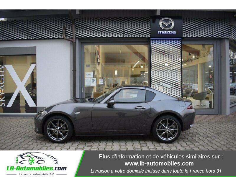 Mazda MX-5 2.0L SKYACTIV-G 184 ch Gris occasion à Beaupuy - photo n°10