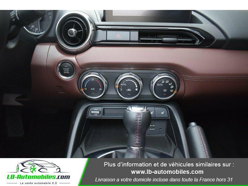 Mazda MX-5 2.0L SKYACTIV-G 184 ch Gris occasion à Beaupuy - photo n°7