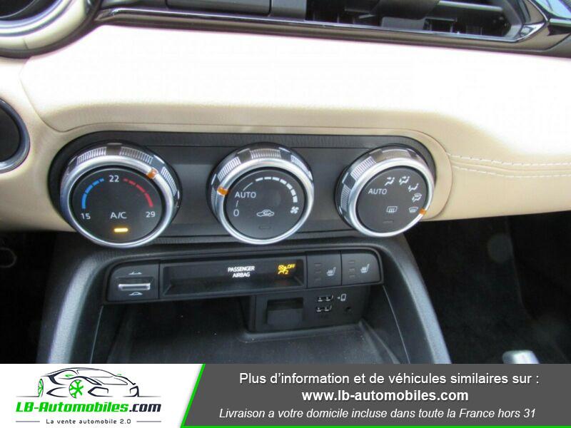 Mazda MX-5 2.0L SKYACTIV-G 184 ch Gris occasion à Beaupuy - photo n°5