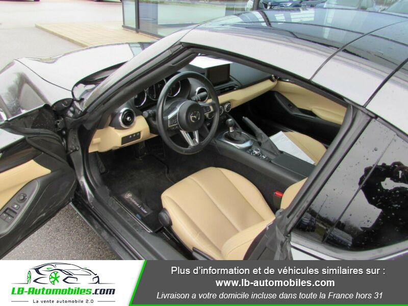 Mazda MX-5 2.0L SKYACTIV-G 184 ch Gris occasion à Beaupuy - photo n°3