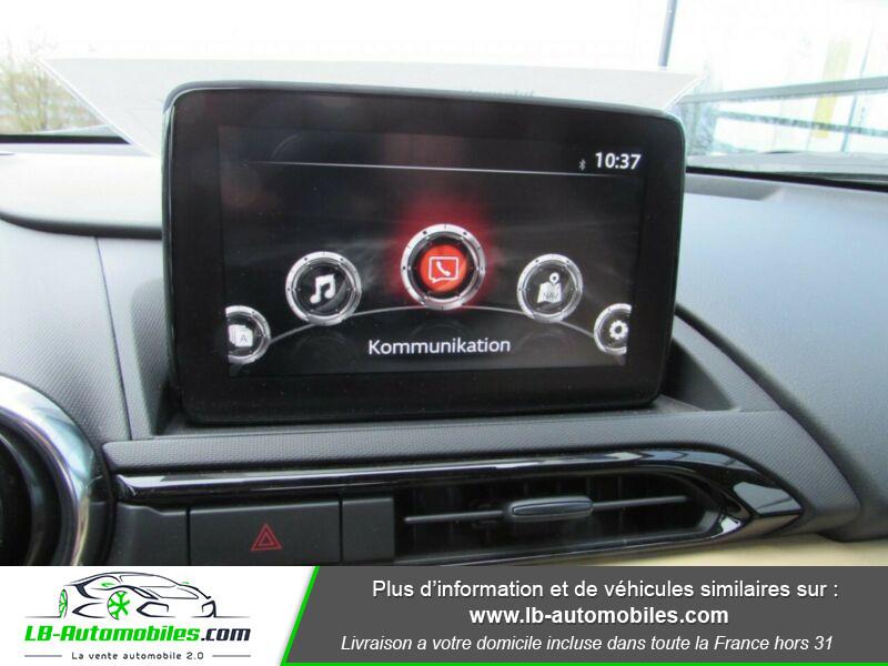 Mazda MX-5 2.0L SKYACTIV-G 184 ch Gris occasion à Beaupuy - photo n°4