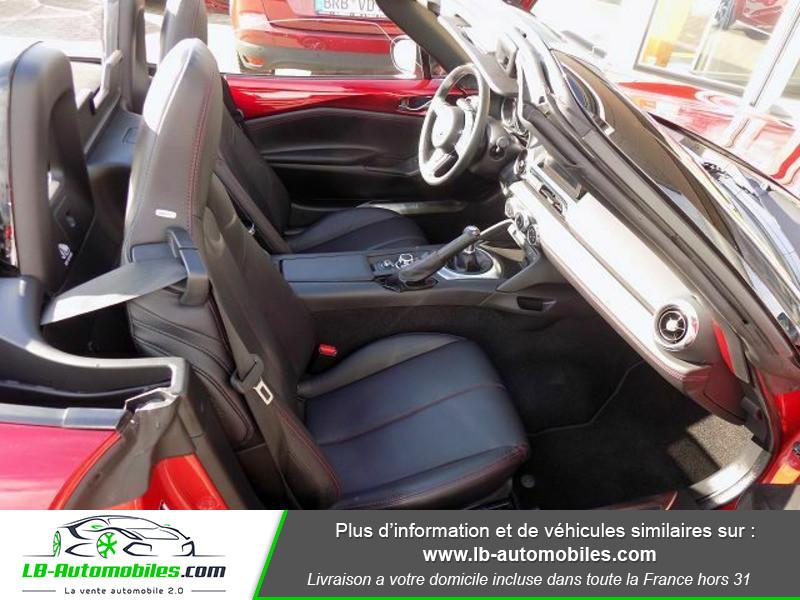 Mazda MX-5 2.0L SKYACTIV-G 184 ch Rouge occasion à Beaupuy - photo n°12