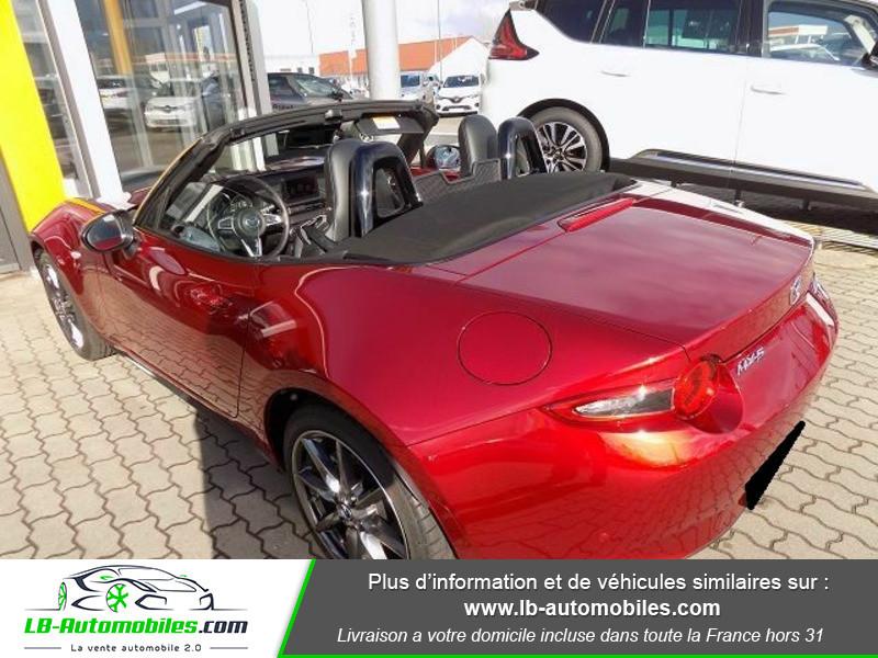 Mazda MX-5 2.0L SKYACTIV-G 184 ch Rouge occasion à Beaupuy - photo n°6