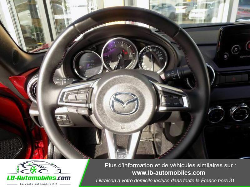 Mazda MX-5 2.0L SKYACTIV-G 184 ch Rouge occasion à Beaupuy - photo n°10