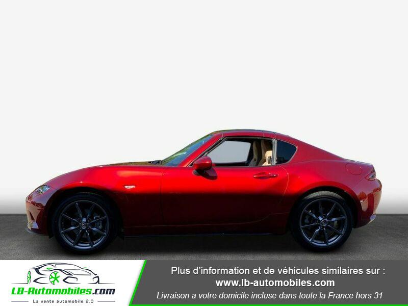 Mazda MX-5 2.0L SKYACTIV-G 184 ch Rouge occasion à Beaupuy - photo n°9