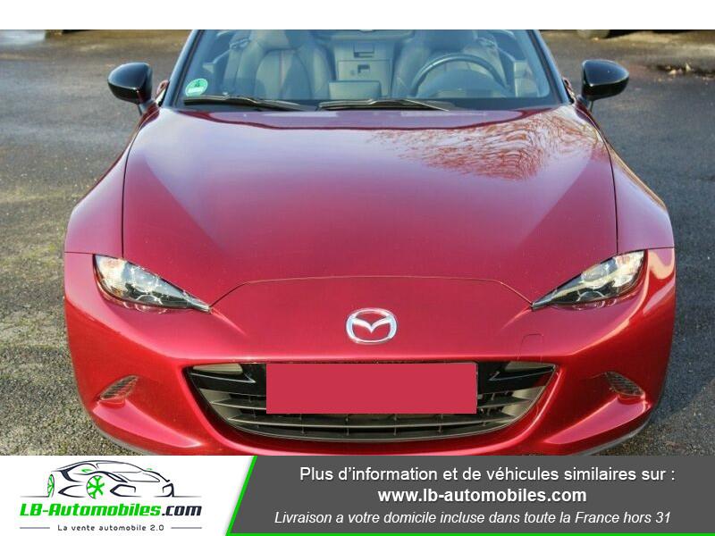 Mazda MX-5 2.0L SKYACTIV-G 184 ch Rouge occasion à Beaupuy - photo n°7