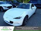 Mazda MX-5 2.0L SKYACTIV-G 184 ch Blanc à Beaupuy 31