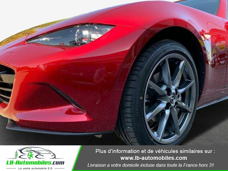 Mazda MX-5 2.0L SKYACTIV-G 184 ch Rouge occasion à Beaupuy - photo n°11