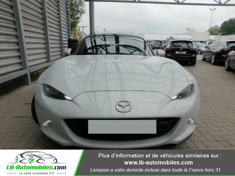 Mazda MX-5 ST 2.0L SKYACTIV-G 160 ch Blanc occasion à Beaupuy - photo n°7