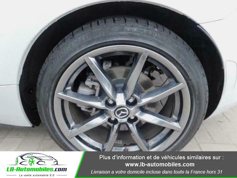 Mazda MX-5 ST 2.0L SKYACTIV-G 160 ch Blanc occasion à Beaupuy - photo n°9