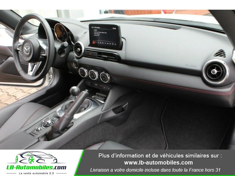 Mazda MX-5 ST 2.0L SKYACTIV-G 160 ch Blanc occasion à Beaupuy - photo n°2