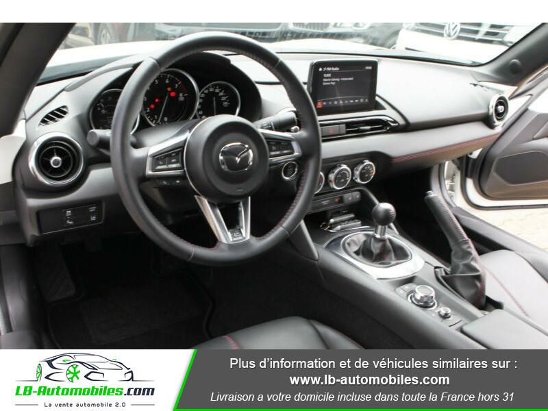 Mazda MX-5 ST 2.0L SKYACTIV-G 160 ch Blanc occasion à Beaupuy - photo n°18