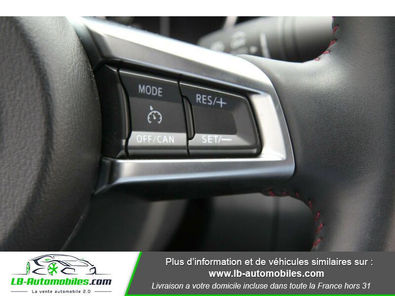 Mazda MX-5 ST 2.0L SKYACTIV-G 160 ch Blanc occasion à Beaupuy - photo n°14