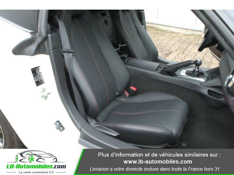 Mazda MX-5 ST 2.0L SKYACTIV-G 160 ch Blanc occasion à Beaupuy - photo n°5